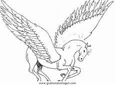 Malvorlagen Unicorn Quest Pegasus 12 Gratis Malvorlage In Fantasie Pegasus Ausmalen