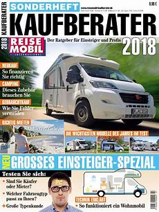 reisemobil international kaufberater 2018