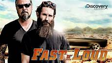 The Discovery Channel S Fast N Loud Series Trailer