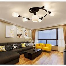living room ceiling light ideas 4 6 lights bedroom black