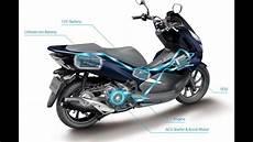 Honda Pcx Hybrid Picture 2018 new honda pcx hybrid thailand technical features