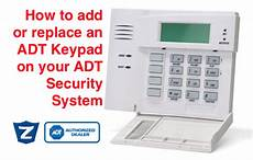adt safewatch keypad wiring diagram how do i add another keypad to my adt security system zions security alarms adt authorized