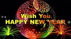 wish you happy new year 2021 greeting card template iphone 6 wallpaper free download