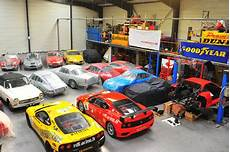 garage voiture de collection cyclades elec