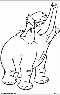 jungle book color page disney coloring pages color plate