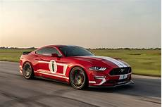2018 Ford Mustang Hennessey Heritage Edition Top Speed