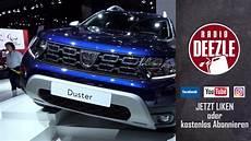 Der Neue Dacia Duster 2018 Iaa 2017