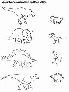 dinosaur matching worksheets 15344 neville museum kaitlyn m killian