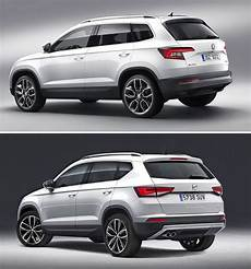 Skoda Karoq Vs Seat Ateca Car Cars Motorcycles Cars