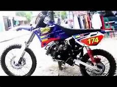 F1zr Modif Trail by Yamaha F1zr Modif Trail And Decal Custom Yz85
