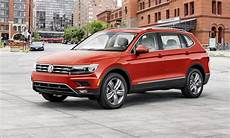 2018 Vw Tiguan Arrives This Summer With A New 2 0l The