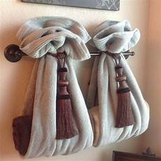 Bathroom Towel Decorating Ideas Popular Interior Top Of Decorative Towels For
