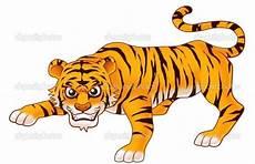 22 Gambar Kartun Harimau Yang Banyak Di Cari