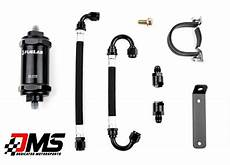 dms auxiliary fuel filter kit for 09 13 zr1 corvette
