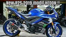 R25 Modif by New Yamaha R25 2019 Modif Hedon