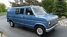 best car repair manuals 1985 ford e series on board diagnostic system unbelievable 1985 e150 ford econoline van only 29 934 actual miles for sale photos