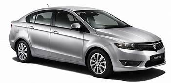 2012 Proton Preve Small Flagship Sedan Debuts  Photos 1