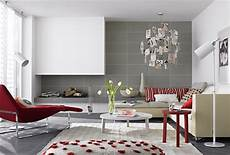 Wohnzimmer Grau Rot - 10 reasons to decorate your home with bold colors 24 pics