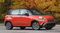 2019 Fiat 500l by 2019 Fiat 500l Trekking Review The Great Pumpkin