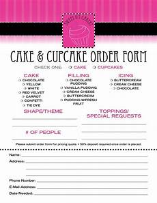 78 images about cake order forms on pinterest book