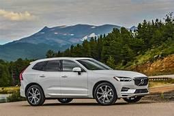 All New Volvo XC60 Named 2018 Detroit Free Press Utility