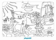 playmobil kleurplaten ausmalbilder fee ausmalbilder und