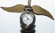Uhr Malvorlagen Harry Potter Harry Potter Uhr Kette Goldene Schnatz Fl 252 Gel Halskette
