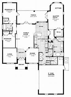 eplans mediterranean house plans mediterranean style house plan 3 beds 3 5 baths 2432 sq