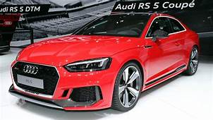 Audi RS5 Is More Powerful Faster Than Porsche Panamera 4S