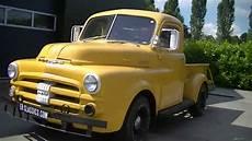 Dodge Up 1952 6 Cylinder Www Erclassics