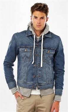 veste avec jean homme veste jean homme je craque pour le denim
