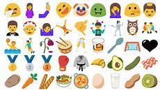 72 neue whatsapp emojis auf eines warten android nutzer