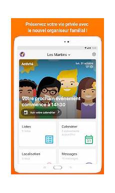 Family Place Agenda Familial Applications Sur Play