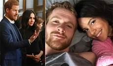 harry und meghan eine königliche romanze a 237 est 225 a primeira selfie de meghan e harry na cama