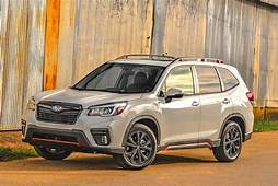Subaru Forester 2019 Ground Clearance Specs  Review Cars