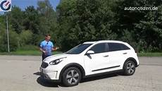 Kia Niro Hybrid Fahrbericht Review Test