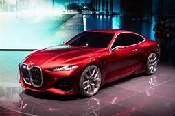 BMW Concept 4 Has Some Big Ol Kidneys  Roadshow