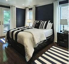 Bedroom Ideas Navy by Navy And White Bedroom Contemporary Bedroom Miami