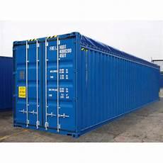 galvanized steel 40 open top container capacity 30