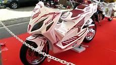 Modifikasi Motor Matic Vario by Honda Vario 125 Modifikasi Juara Nasional Kelas Matic