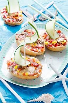 Pizza Schiffchen Der Schnelle Snack F 252 R Die Kinder