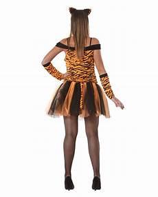 karnevalskostüme damen tiger damenkost 252 m mit zubeh 246 r faschingskost 252 m