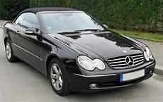 File Mercedes Clk Cabriolet A209 20090712 Front Jpg