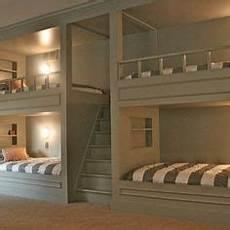 bunkroom with built in ladder asher associates architects kids decor ideas pinterest