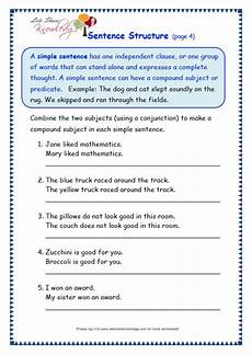 sentence patterns worksheets for grade 3 412 grade 3 grammar topic 36 sentence structure worksheets lets knowledge