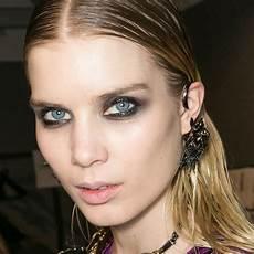 hair and makeup milan fashion week fall 2013 popsugar