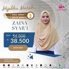 Jual Instan Zaina Syari Jilbab Praktis Kerudung