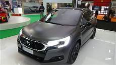 ds4 crossback 2018 2018 ds 4 crossback moondust exterior and interior
