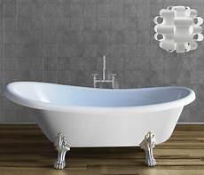 vasca da bagno con piedini vasca da bagno classica con piedini in marmo ricomposto