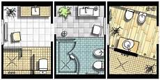 Kleines Bad Mit Dusche Grundriss - kleine b 228 der grundrisse badgestaltung b 228 der mit dusche